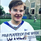 PRLB: Player Of The Week- Charlie Koras (Loyola Blakefield)