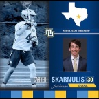 PRLB Committed Q&A's with Texas goalie Carver Skarnulis (Transferred from Marquette to Salisbury)
